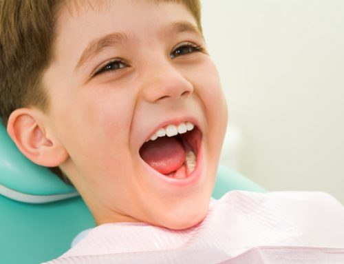 Four Steps to Keeping Your Child's Teeth Healthy